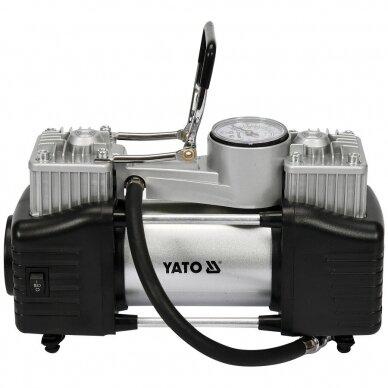 Kompresorius oro mini automobilinis padangų 12V 250W 60L/min 2