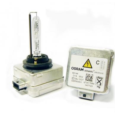 Lemputė D1S 35W PK32d-2 XENON OSRAM