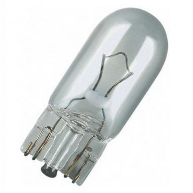 Lemputė W3W 12V 3W W2.1x9.5d NARVA