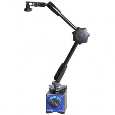 Magnetinis stovas bazė matavimo įrankiams