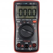 Multimetras skaitmeninis testeris TRUE RMS 9999 AUTO LCD
