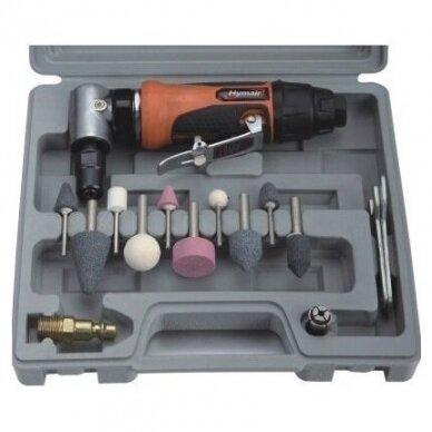 Pneumatinis kampinis šlifuoklis 3mm/6mm rinkinys