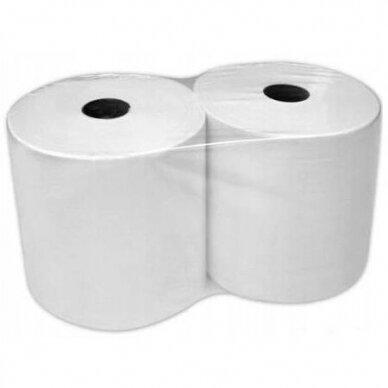 Popierinis rankšluostis baltas 200m 26cm