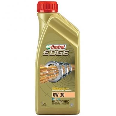 Sintetinė variklinė alyva Castrol 0W30 1L EDGE