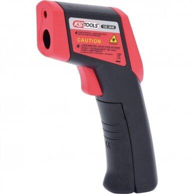 Skaitmeninis termometras nuo -20°C iki +500°C 3