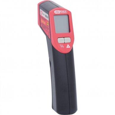 Skaitmeninis termometras nuo -20°C iki +500°C