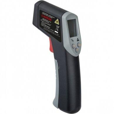 Skaitmeninis termometras nuo -35°C iki +630°C 5