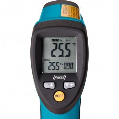 Skaitmeninis termometras nuo -50°C iki +550°C 4