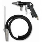 Smėliasrovės pistoletas su žarna