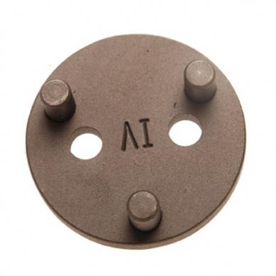 Stabdžių suporto stūmoklio rakto adapteris