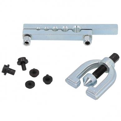 Stabdžių vamzdelių valcavimo įrankių rinkinys 7 dalių