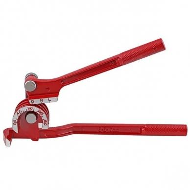 Vamzdelių lankstymo įrankis 6,8,10mm