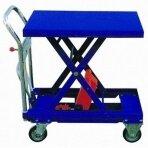 Vežimėlis kėlimui platforminis 500kg