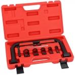 Vožtuvų spyruoklių suspaudimo įrankių rinkinys