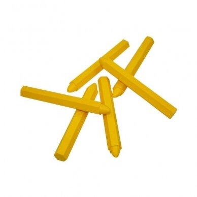 Žymeklis padangų žymėjimui geltonas
